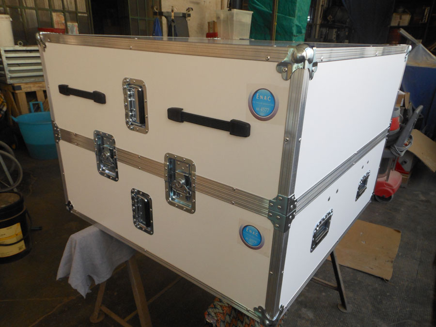Flight case Drone
