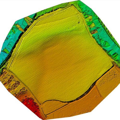 DSM - Digital Surface Model